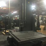 Horizontal Boring Mill/conventional-machining