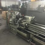 Kingston Lathe/conventional-machining